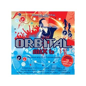 Orbital Mix 6 - Mixed By DJ Fernando (2CD)