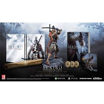 Sekiro: Shadows Die Twice - Collector's Edition - Xbox One