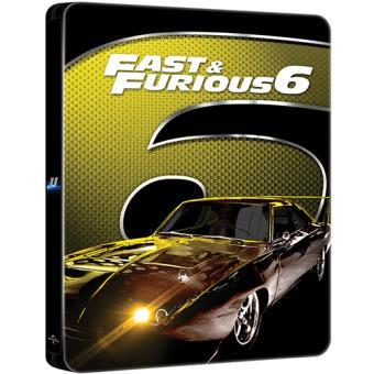 Velocidade Furiosa 6 - Edição Caixa Metálica (Blu-ray)