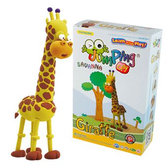 Savanna Series Set Girafa - JumpingClay