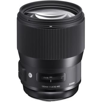 Objetiva Sigma 135mm f/1.8 DG HSM Art - Canon EF