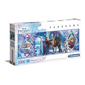 Puzzle Frozen - 1000 Peças - Clementoni