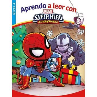 Spider-man nivel 4-aprende a leer c