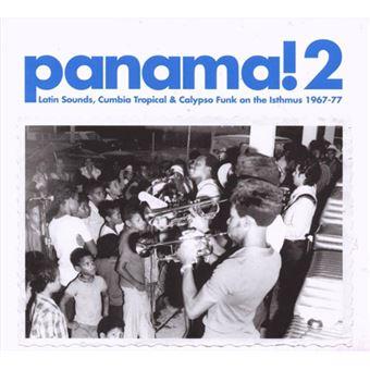 Panama 2: Latin Sounds Cumbia Tropical - 2LP