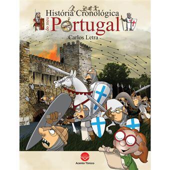 História Cronológica do Meu Portugal