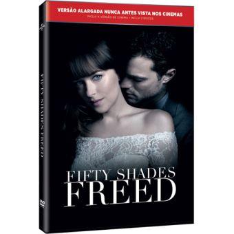 As Cinquenta Sombras Livre - Edição Digibook 2 DVD