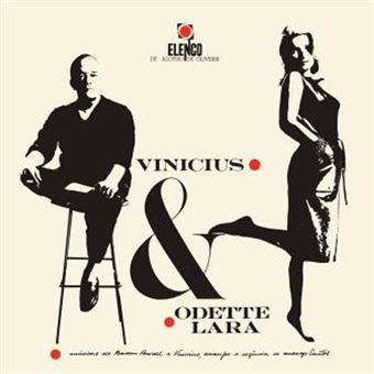 Vinicius de Moraes & Odette Lara - LP 180g Vinil 12''