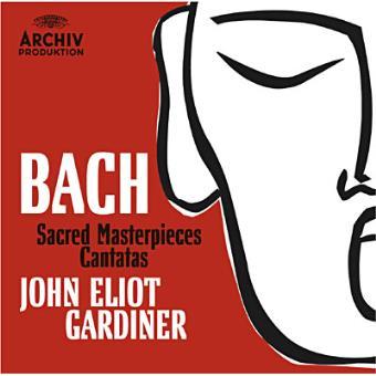 Bach-Cantatas & Sacred Masterpieces (22CD)