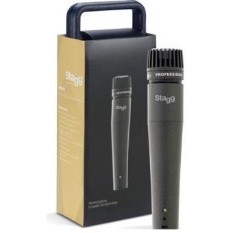 Microfone Dinâmico Cardióide Stagg SDM70