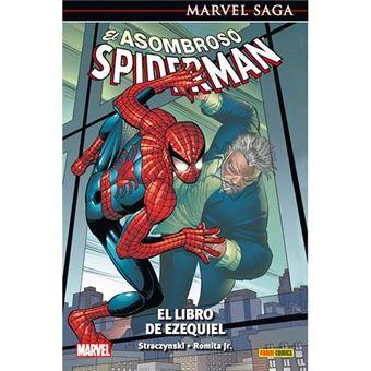 Asombroso spiderman 5-libro-marvel