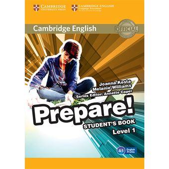 Cambridge English Prepare! Level 1 - Student's Book