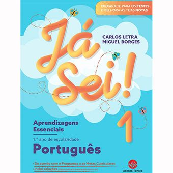 Português - 1.º Ano