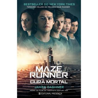 Maze Runner - Livro 3: A Cura Mortal