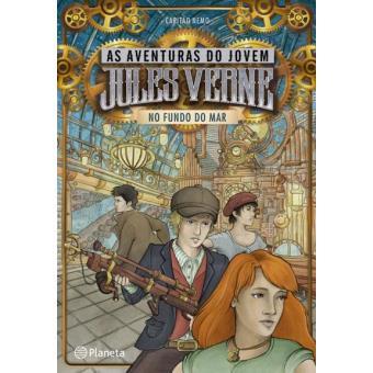 As Aventuras de Jules Verne - Livro 4: No Fundo do Mar