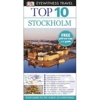 Stockholm Eyewitness Top 10 Travel Guide