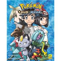 Pokemon: sun & moon, vol. 2