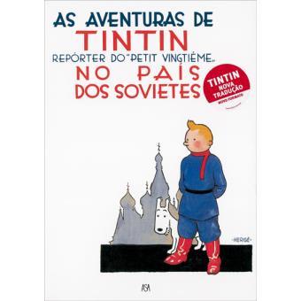 Tintin no País dos Sovietes