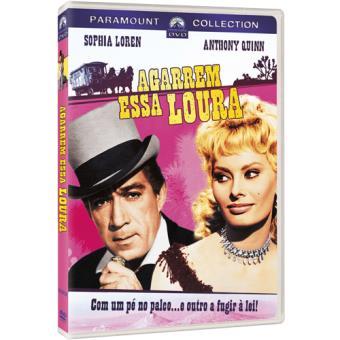 Agarrem Essa Loira (DVD)