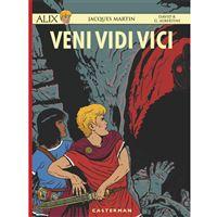 Alix - Livre 37: Veni Vidi Vici