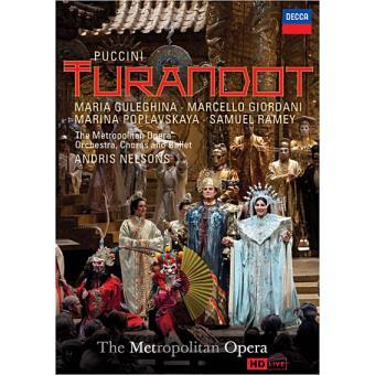 Puccini | Turandot (DVD)