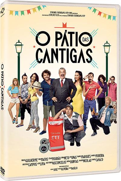 Patio. Das. Cantigas. 2015: porto4ever: free download, borrow.