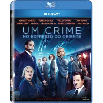 Um Crime no Expresso do Oriente (Blu-ray)
