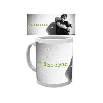 Ed Sheeran Mug - Green