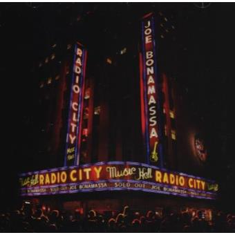 Radio City Music Hall (CD+DVD)