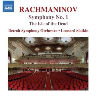 Rachmaninov   Symphony No. 1 & The Isle of the Dead