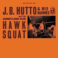 And his hawks - hawk squat