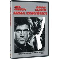Arma Mortífera - DVD
