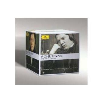 Schumann | The Masterworks (35CD) (Limited Edition)