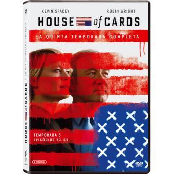 House of Cards - 5ª Temporada