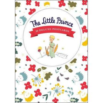 The Little Prince Deluxe Postcards
