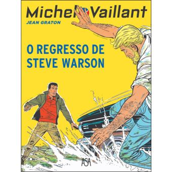 Michel Vaillant - Livro 9: O Regresso de Steve Warson
