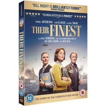 Their Finest - DVD Importação