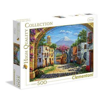 Puzzle O Vulcão (500 peças)