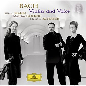 Bach | Violin & Voice
