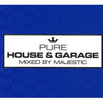 Pure House & Garage (3CD)