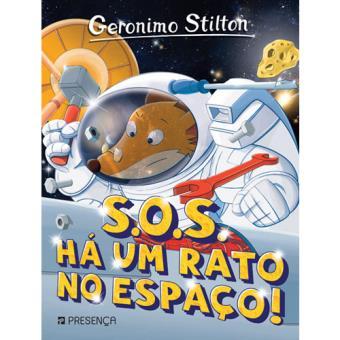 Geronimo Stilton - Livro 75: S.O.S. Há um Rato no Espaço!