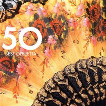 50 Best Operetta - 3CD