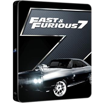 Velocidade Furiosa 7 - Edição Caixa Metálica (Blu-ray)