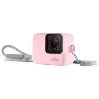 Sleeve + Lanyard GoPro - Rosa