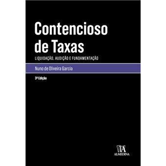 Contencioso de Taxas - 3ª Edição