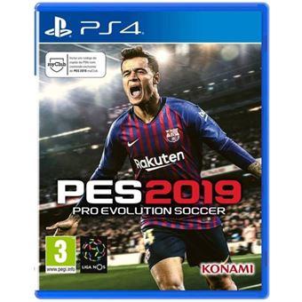 PES 2019 Bundle - PS4