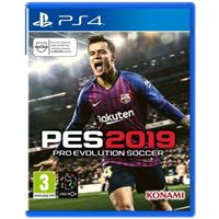 PES 2019 Bundle - PS4