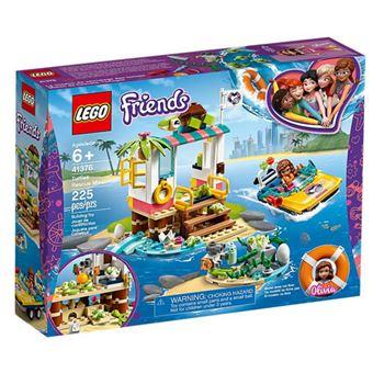 LEGO Friends 41376 Missão de Resgate de Tartarugas
