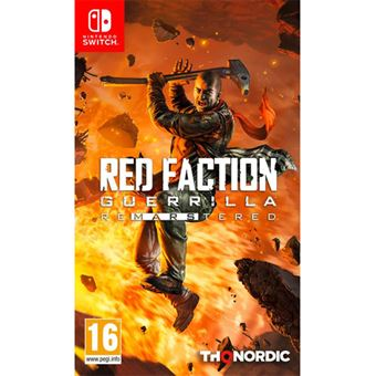 Red Faction Guerrilla - Remarstered - Nintendo Switch