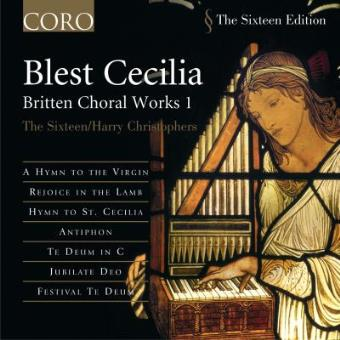 Blest Cecilia:choral Work