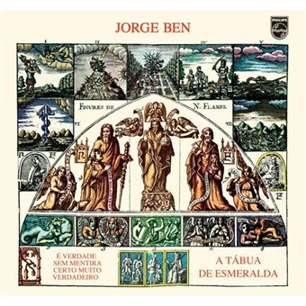 A Tábua de Esmeralda - CD